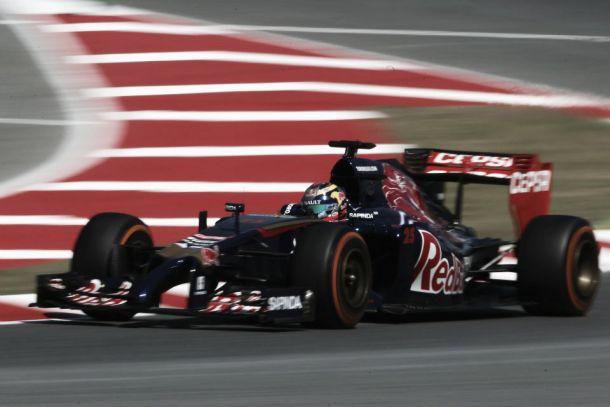 Toro Rosso: o trabalho de sempre... e a Red Bull agradece