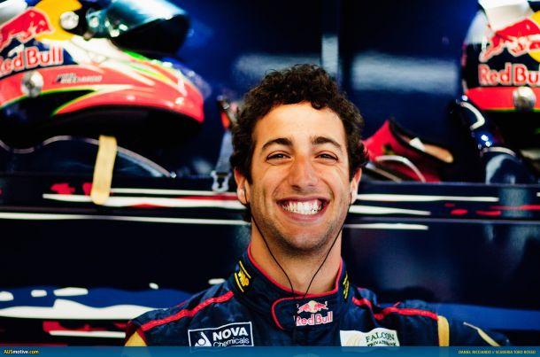 Piloto Red Bull 2014 o Novo Piloto da Red Bull