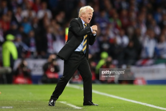 Slovenia vs Scotland Preview: Strachan's men storm from nowhere to give themselves play-off shot