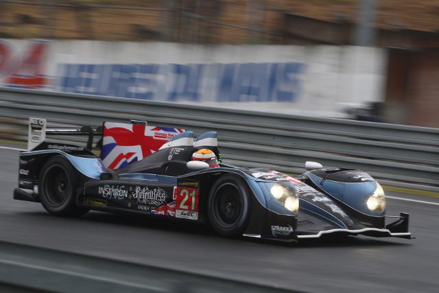 La grille de départ provisoire des 24h du Mans