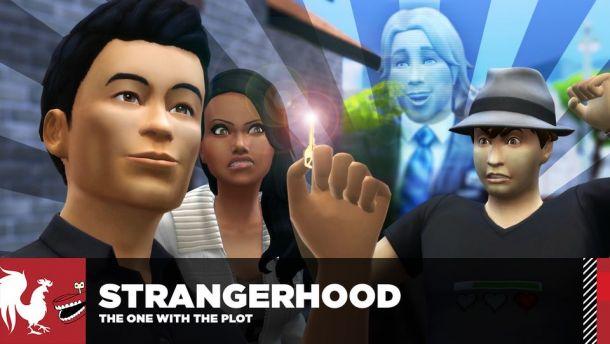 The Strangerhood Is Back