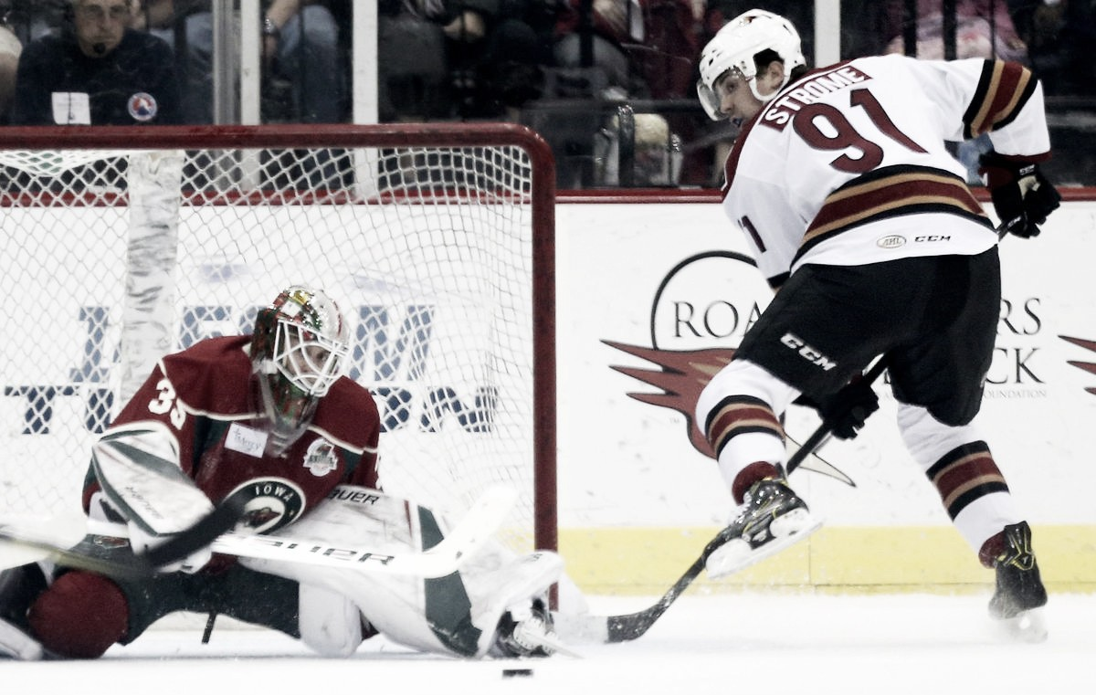 Arizona Coyotes: Dylan Strome's status with the team