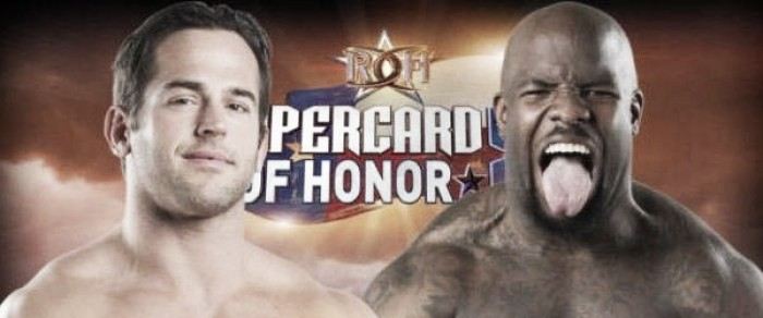 WWE looking at signees from Ring of Honor