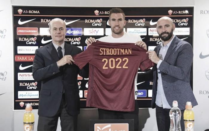 """Roma, ufficiale il rinnovo di Strootman fino al 2022: """"Qui per vincere con questi colori"""""""