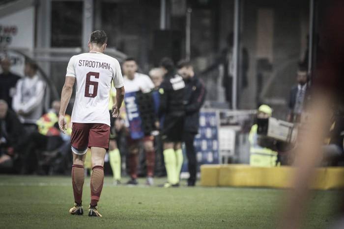 Pellegrini y Strootman, bajas para la Roma | VAVEL.com