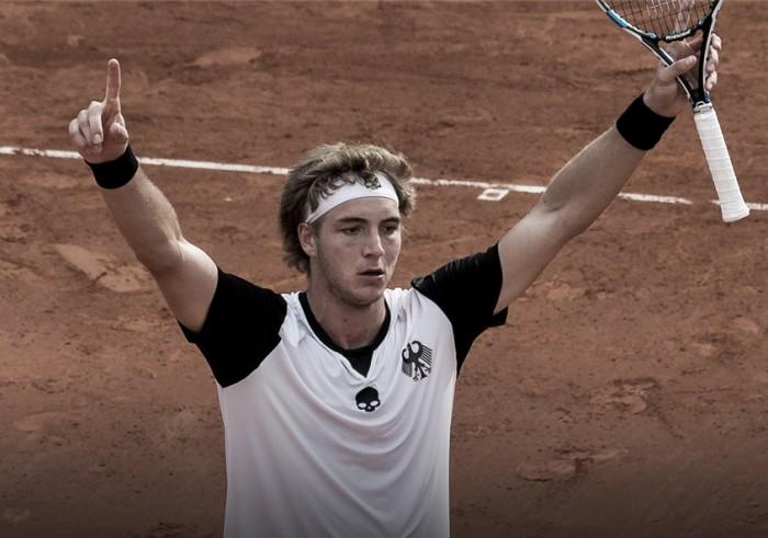 Davis Cup: Jan-Lennard Struff the hero for Germany as Poland comeback falls short