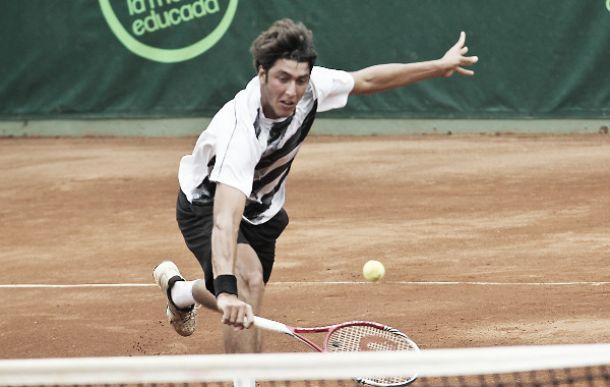 Gómez y Struvay, por fuera del San Luis Potosí Open