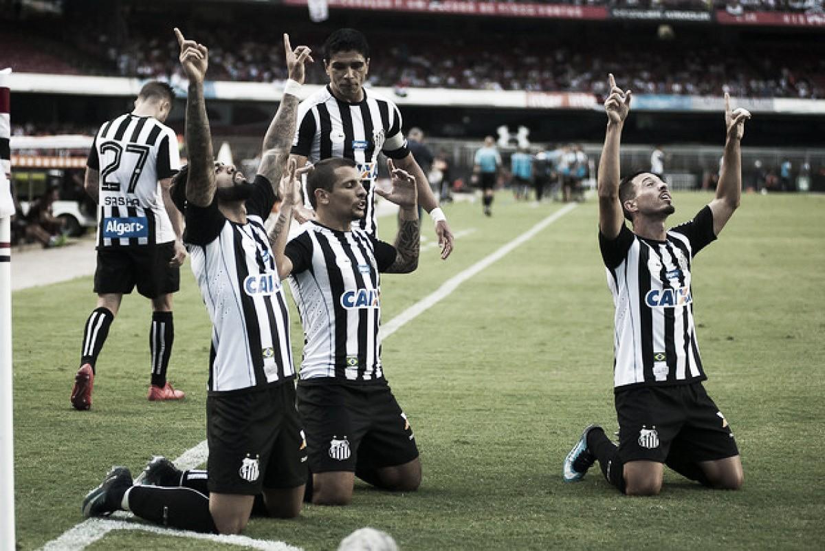 Em último teste antes da Libertadores, Santos recebe Santo André na Vila