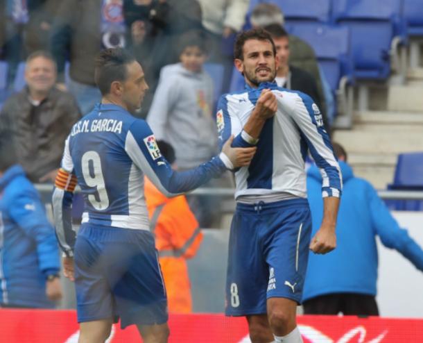 Stuani salva in extremis a un Espanyol insistente