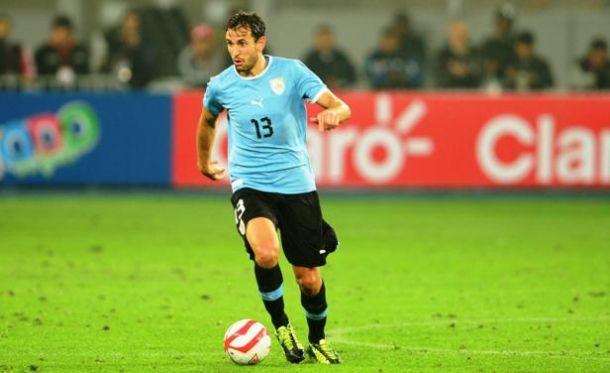 Stuani, citado con Uruguay
