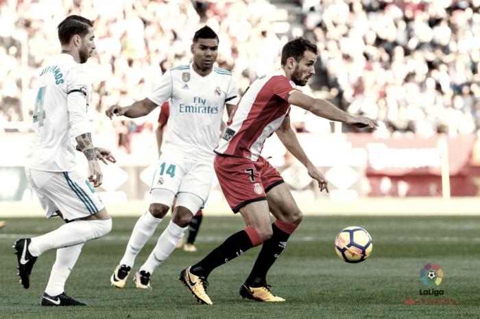 Anuario VAVEL Girona FC 2017: la delantera, línea fiable de un Girona FChistórico