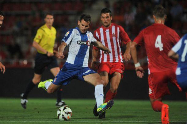 Un triste Espanyol cae ante el Girona