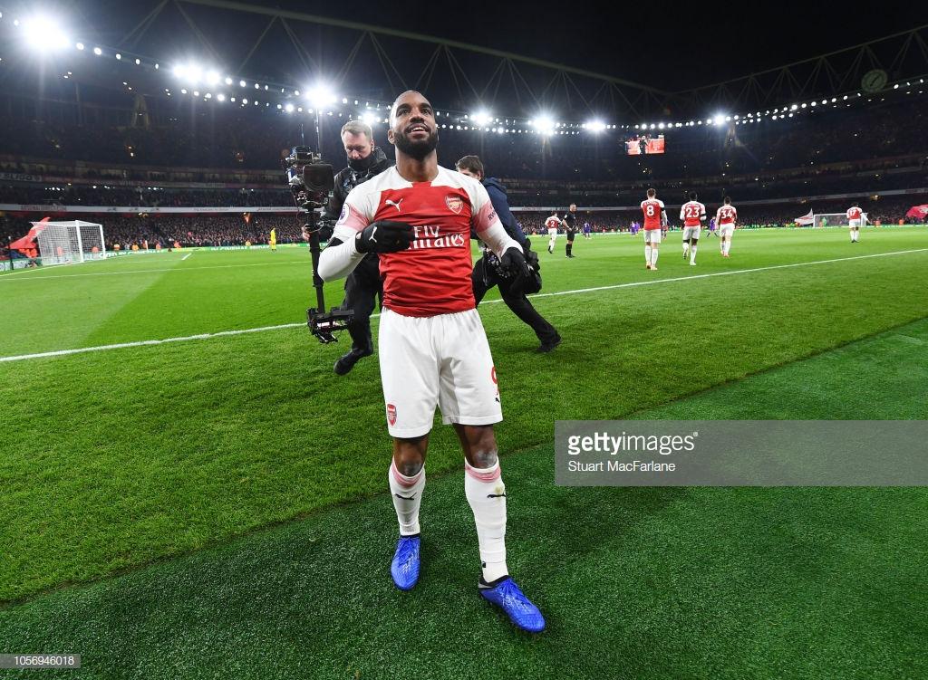 Alexandre Lacazette: A key man in Arsenal's new era