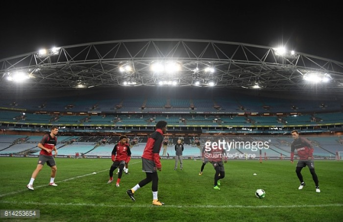 Western Sydney Wanderers vs Arsenal Preview