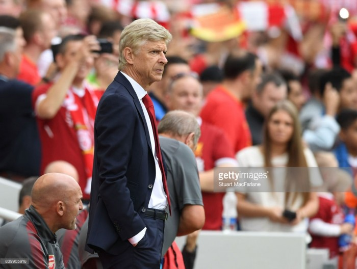Arsenal boss Arsène Wenger plays down suggestions of a crisis ahead of Bournemouth clash