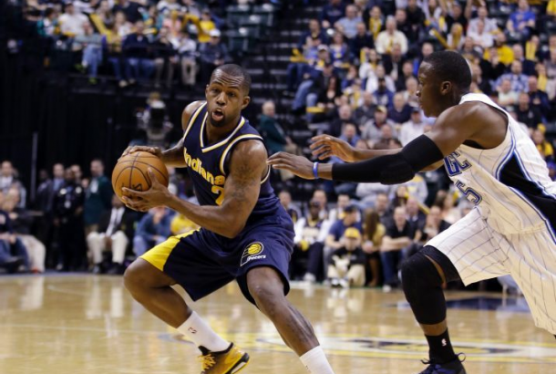 Orlando Magic - Indiana Pacers 2015 NBA Preseason Score (92-97)