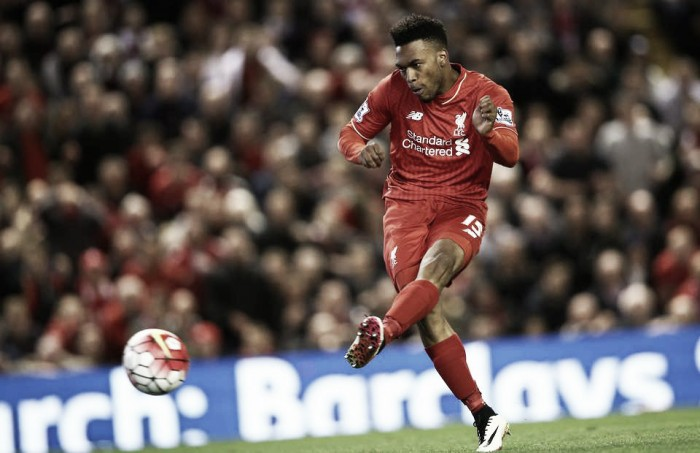 Sturridge focused on getting to 100 Liverpool goals after reaching half century on Wednesday