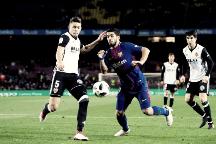 Coutinho marca pela primeira vez pelo Barcelona