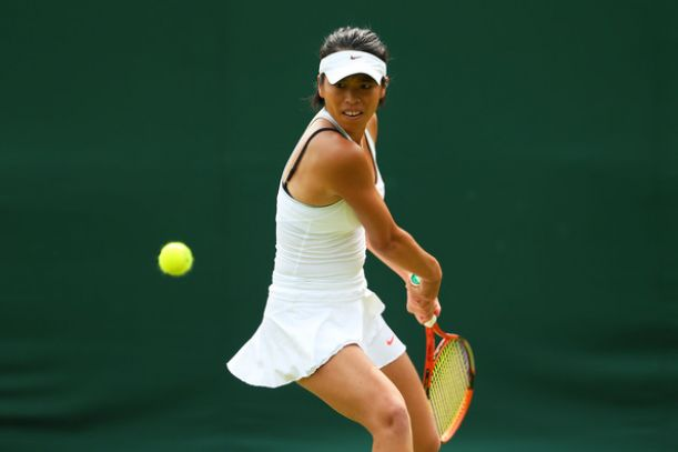 Wimbledon: Su-Wei Hsieh Posts Straight Sets Win Over Kaia Kanepi
