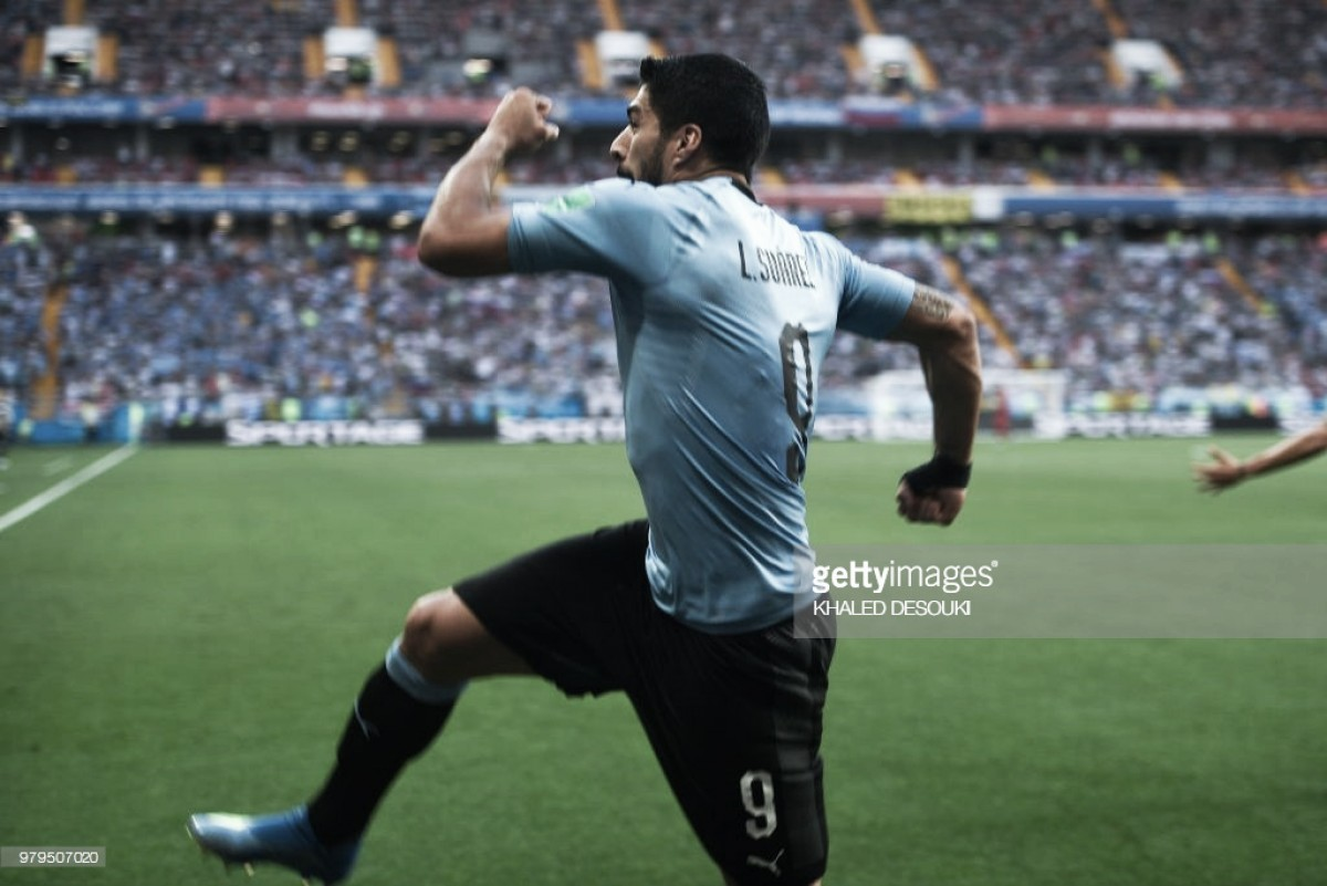Uruguay vs Russia Preview: Who can top Group A?