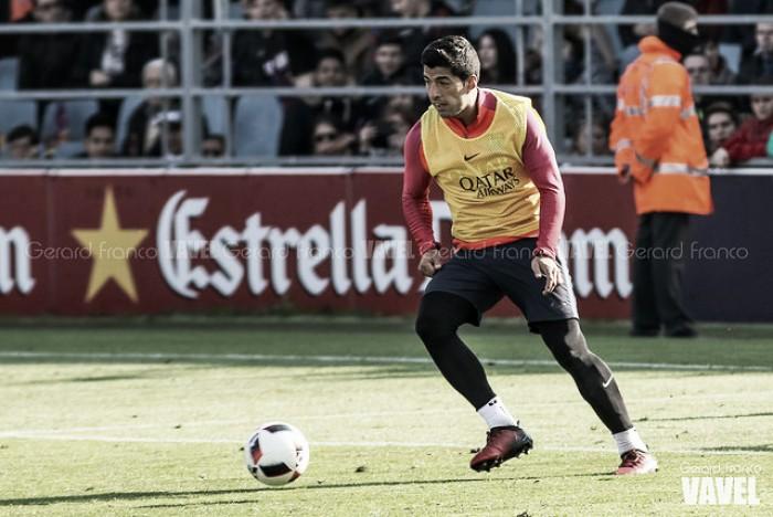 El Barça recurre al TAD la sanción a Luis Suárez