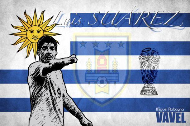 Perfil Brasil 2014: Luis Suárez