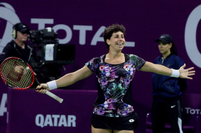 Ranking WTA, Vinci miglior azzurra. Balzo Suarez, Ostapenko tra le prime 50
