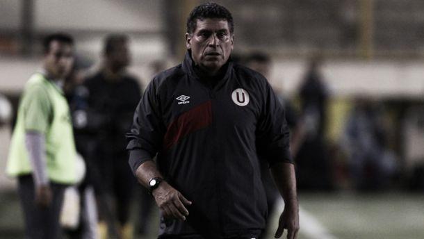 """Luis Fernando Suárez: """"Somos un equipo joven, sin experiencia, pero con carácter"""""""