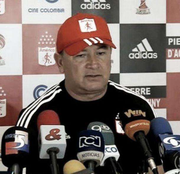 Alberto Suárez, nuevo técnico del América de Cali