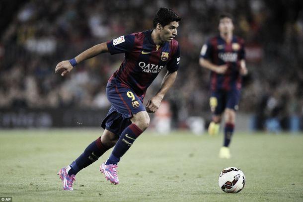 Luis Enrique confirms Luis Suarez will make his Barcelona debut in El Clásico