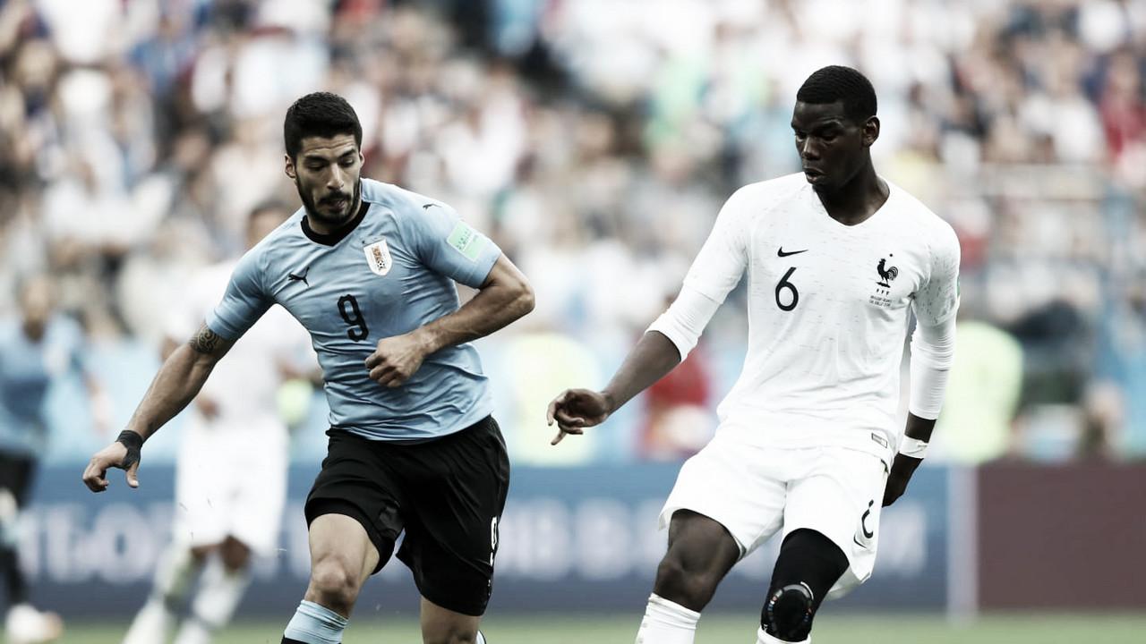 Previa Francia vs Uruguay: cerrar el año con una sonrisa