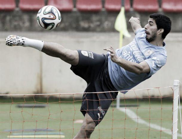 Suárez está pronto