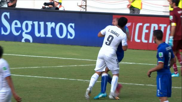 Suárez ban upheld by CAS