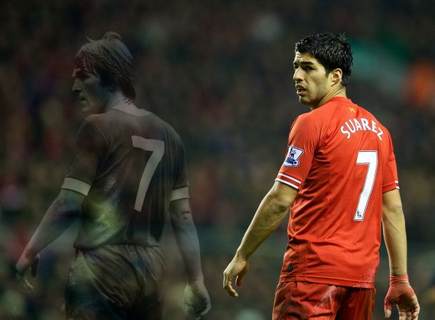 The History of Liverpool's Number 7 Shirt