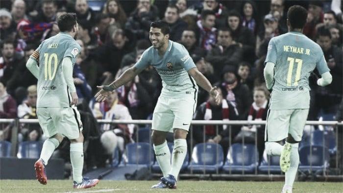Copa del Rey, al Camp Nou Barcellona e Atletico Madrid si giocano la finale