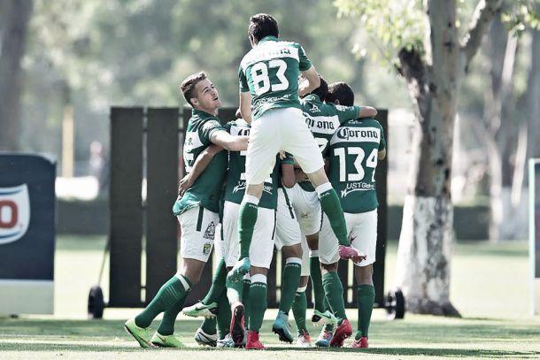 León se metió a las Semifinales del Torneo Sub 20