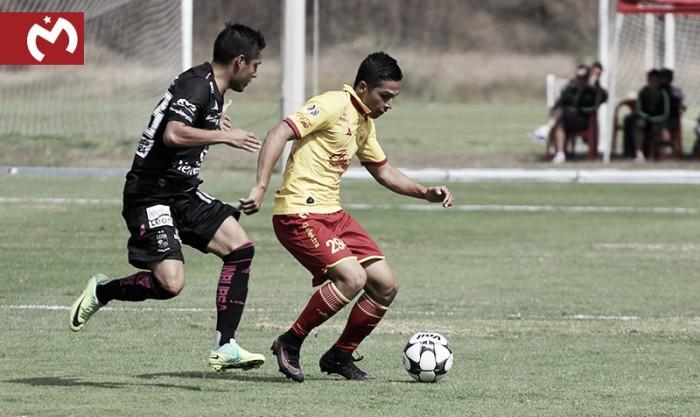 Monarcas y León Sub 20 empatan en cuartos de final