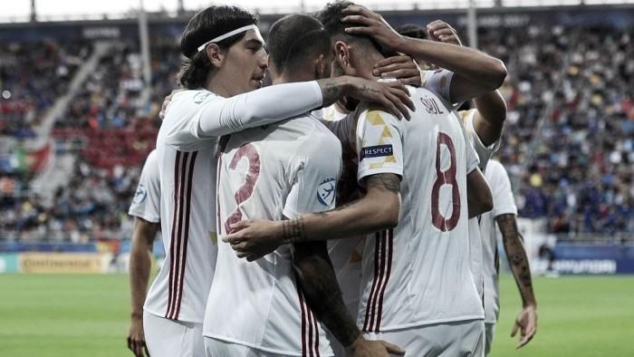 Kepa y Williams, protagonistas en la victoria frente a Portugal