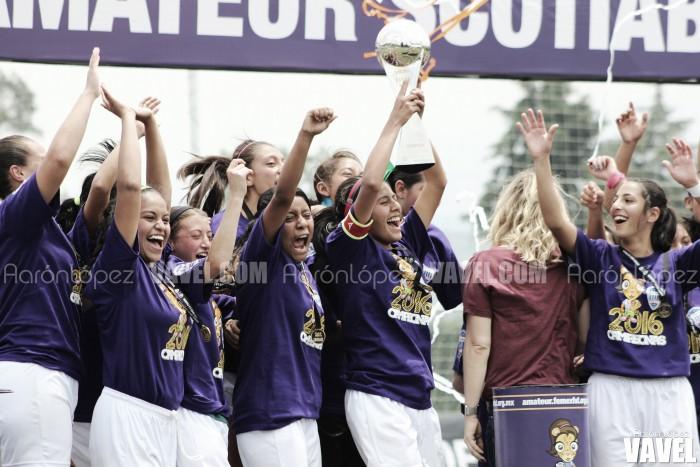 Club Laguna, primer monarca de la Liga Nacional Femenil Amateur Scotiabank