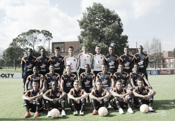 La Selección Colombia Sub-17 ya está en Paraguay