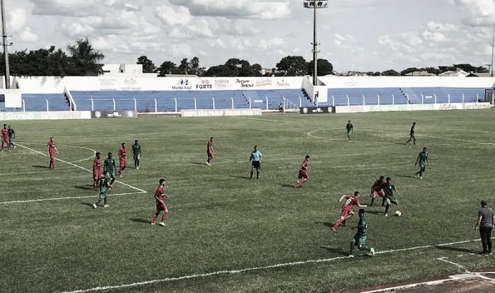 Inter vence o Boavista e avança às oitavas da Copinha