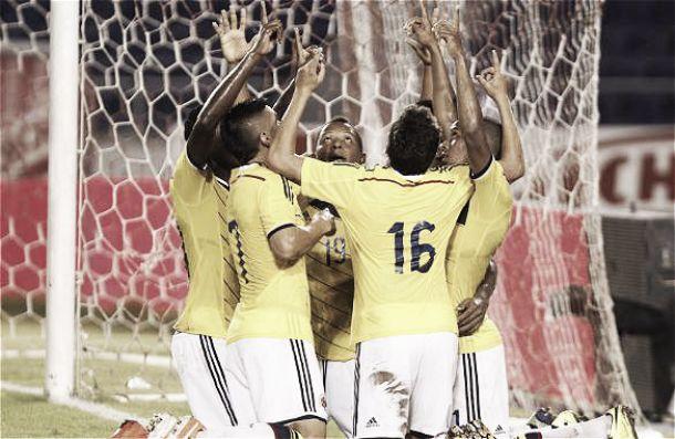 La Selección Colombia Sub-20 ya está en Uruguay