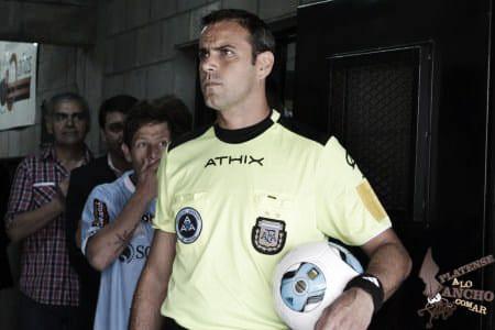 Ariel Penel será el árbitro para Godoy Cruz - Aldosivi