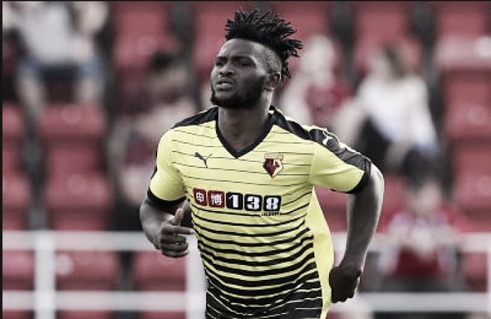 Isaac Success confident ahead of the new season