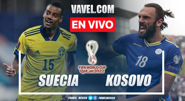 Goles y resumen del Suecia 3-0 Kosovo en Eliminatorias UEFA
