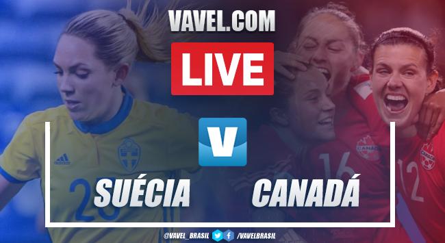 Resultado Suécia 1 x 0 Canadá na Copa do Mundo Feminina 2019