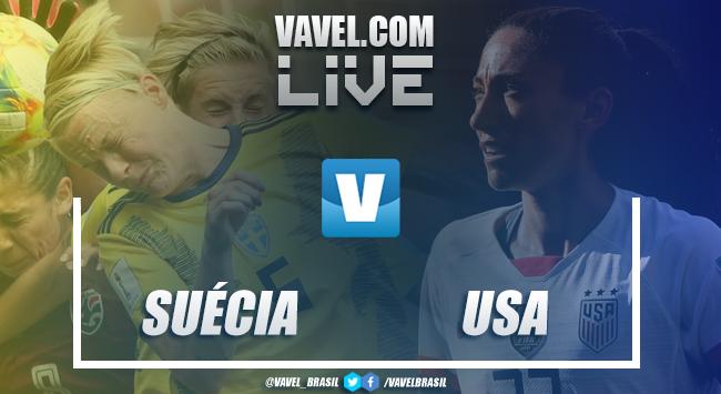 Gols e Melhores momentos jogo Suécia x Estados Unidos pela Copa do Mundo (0-2)
