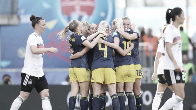 Suecia rompe la maldición