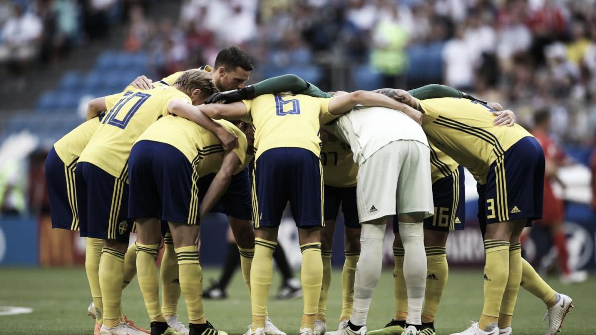 Suecia-Inglaterra: puntuaciones Suecia, cuartos de final Mundial Rusia 2018