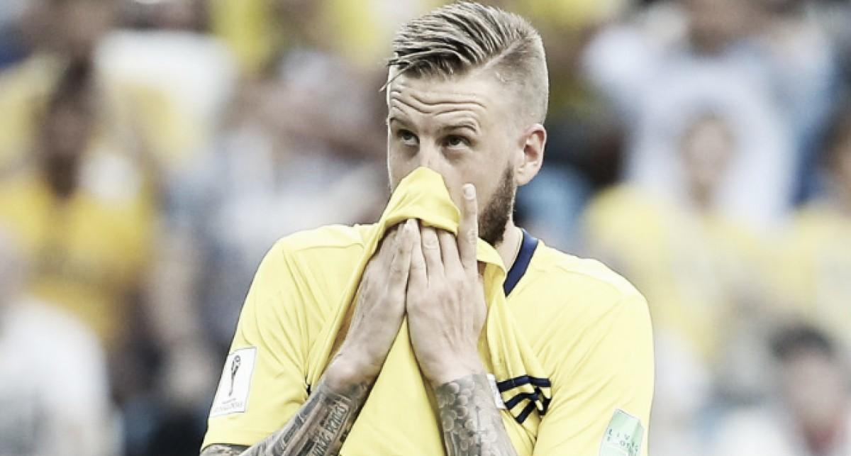 Suecia, con numerosas bajas para enfrentar a la selección de Alemania